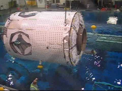 NASA's Neutral Buoyancy Lab