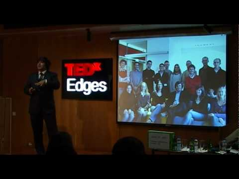 TEDxEdges - Miguel Dias - Why Portugal is a top location for R&D software lab