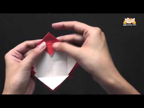Origami  - Let's Make a Pleated Box