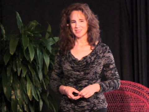 TEDxMonterey - Jennifer Perlmutter - Begin Where You Are You