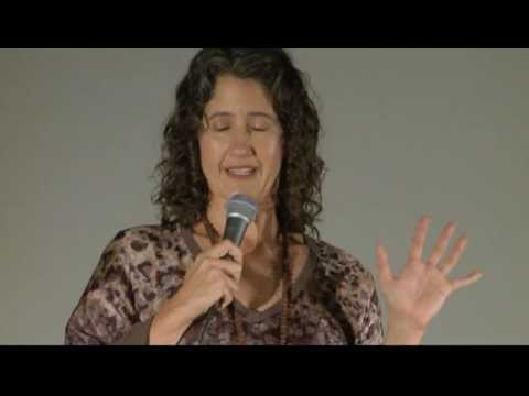 TEDxOjaiWomen - Kira Ryder - Slip into Something More Comfortable