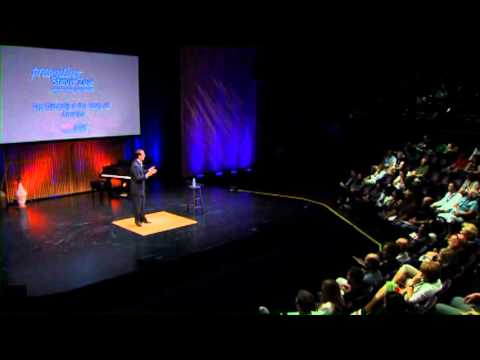 Tap Dancing is the Story of America: Steve Zee at TEDxSoCal