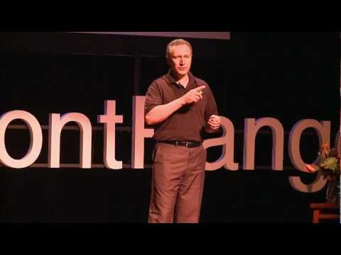 TEDxFront Range - Randy Menzer - Stem to Steam