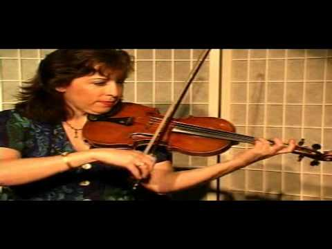"Violin Lesson - Song Demo - ""Going to Boston"""