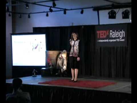 TEDxRaleigh 2010 Joan Siefert Rose The Insanity of Entrepreneurship