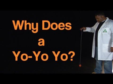 Why Does a Yo-Yo Yo? | A Moment of Science | PBS