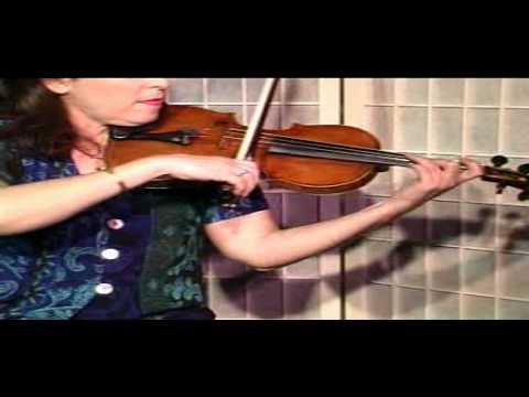 "Violin Lesson - Song Demonstration - ""Must I Go Bound"""