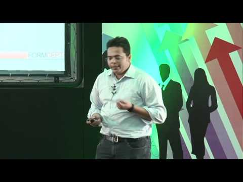 TEDxGachibowli - Anuj Kumar - Finding Meaning in Data