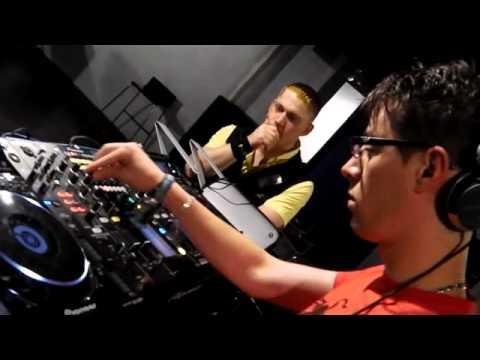 Sound DJ Academy in Switzerland JunMinistry of e 2011 Random fotage