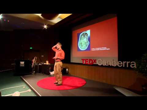 TEDxCanberra - Nick Ritar - A challenge to live sustainably