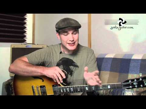 The Transcribing Process (Guitar Lesson TR-101) How to work out solos on your own