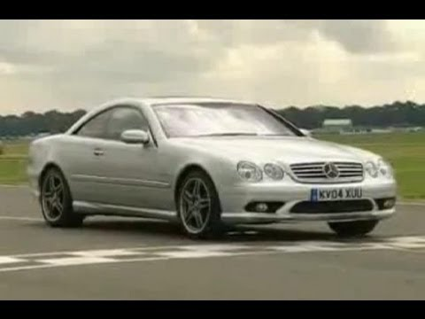 Top Gear - Mercedes CL65 - BBC