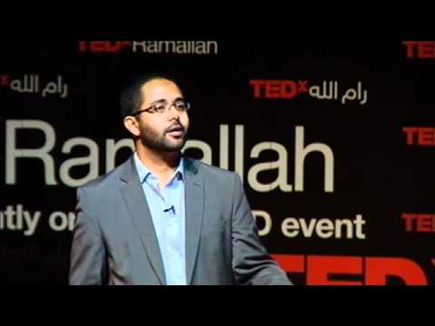 TEDxRamallah - Mohamed El Dahshan  محمد الدهشان - Creative expression on Tahrir square