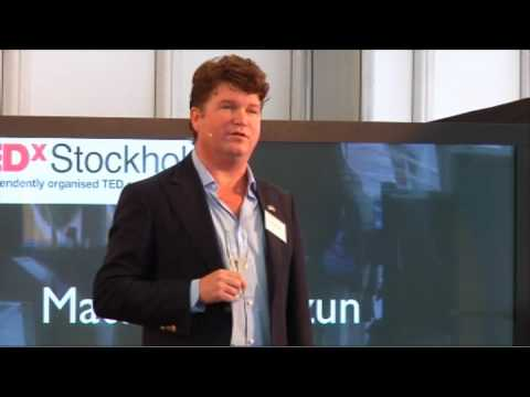TEDxStockholm - Matthew Barzun - My love of Sweden