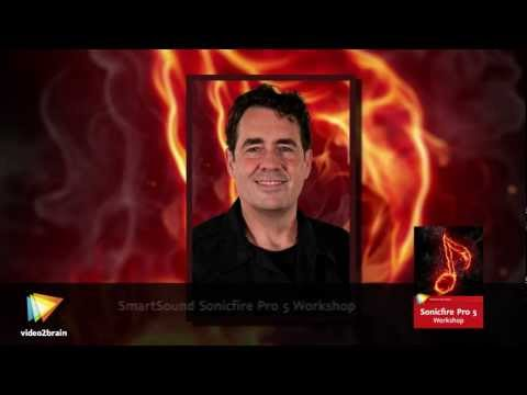 SmartSound Sonicfire Pro 5 Workshop Trailer