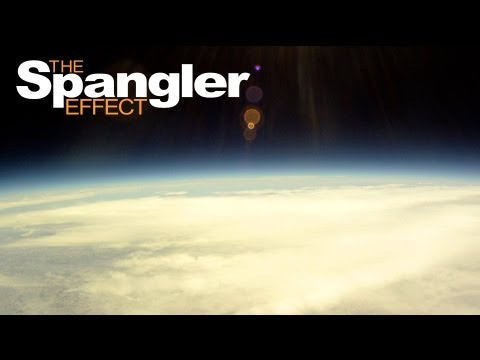 The Spangler Effect - EXTRAS - The Spangler Effect Weather Balloon Launch Full Flight