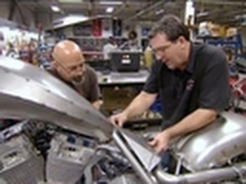 Off the Hot Seat | American Chopper