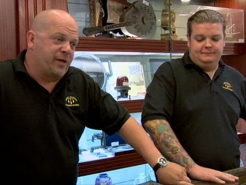 Pawn Stars - Fatherly Advice
