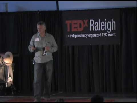 TEDxRaleigh - Richard Holcomb - Farm to Fork