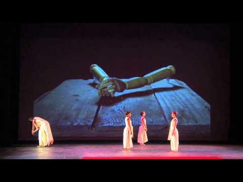 TEDxGrandRapids - Dance in the Annex (DITA) - Dancing Gratitude