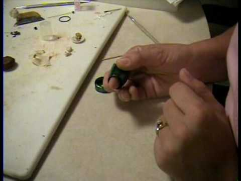 Polymer Clay Circle Cutter Tip #2 by Garden of Imagination