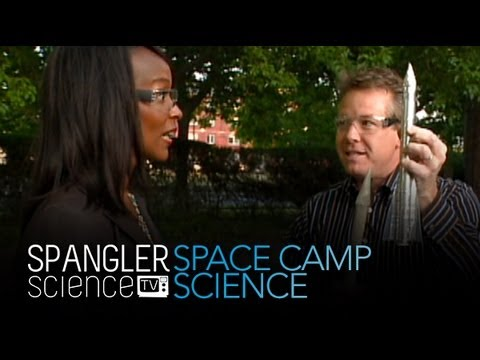 Space Camp Science - Cool Science Experiment