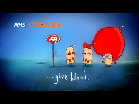 The Tokkels: give blood