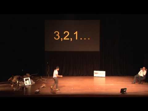 TEDxEQCHCH - Daniel Cullum - Rebuilding Christchurch's Spirit