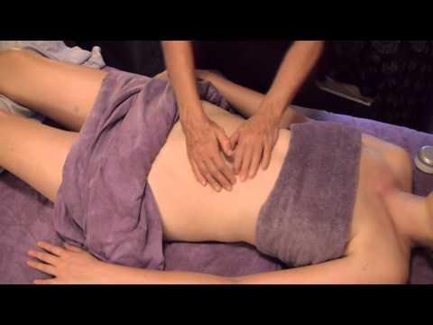 Tummy or Abdominal Massage: Full Body Massage Therapy Techniques 9