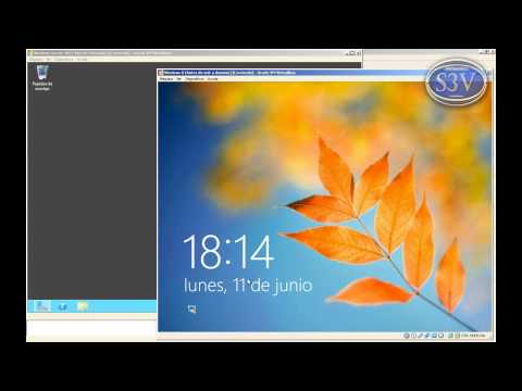 Windows Server 2012 - Unir Windows 8 al domino