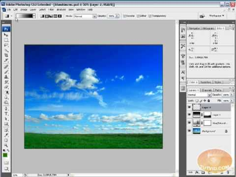 Photoshop Tutorial Professional Photo Edit