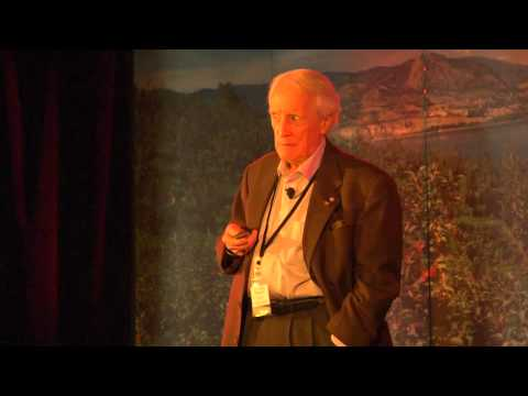 Special Olympics and Passion: Dr.Frank Hayden at TEDxKelowna