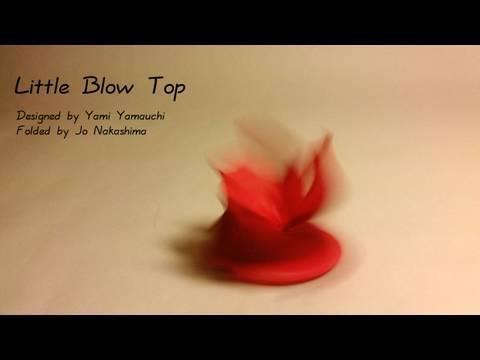 Origami Little Blow Top (Yami Yamauchi)