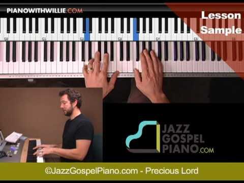 PianoWithWillie.com-ex2-Precious Lord Take My Hand (JGP-PRECIOUS)