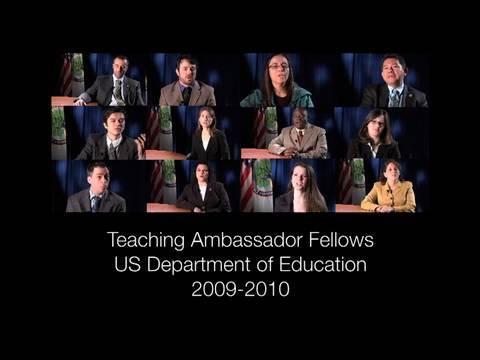 Why We Teach: Our Profession Through Our Eyes [Elaine, Carol & Xian]