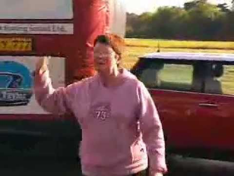Top Gear - Grannies handbreak turn automobiles pt 2 - BBC