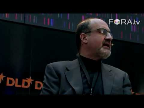 Nassim Taleb: Time to Nationalize US Banking System?