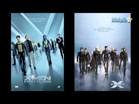 X-Men First Class Posters Review