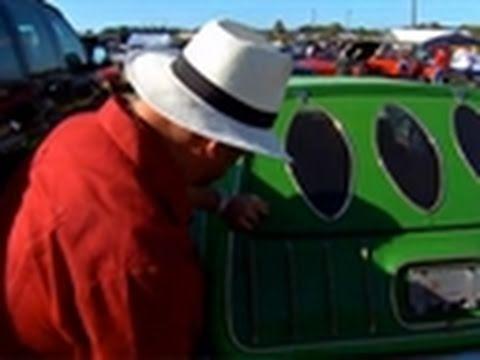 South Beach Classics- A Hideous Car