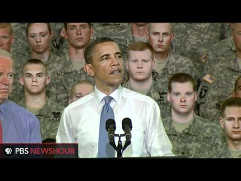 Obama to Troops After Bin Laden Raid: 'Job Well Done'