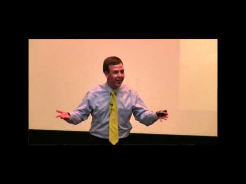 TEDxNCSU - John Coggin - How A Liberal Fell In Love With The Tea Party