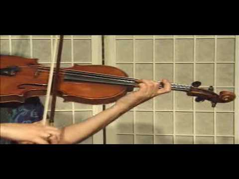 Violin Lesson - Song Demonstration - Canon in D (Ph. 8)