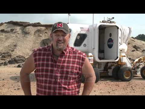 "NASA TV ""Larry the Cable Guy's"" Favorite Channel"