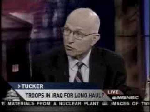 Strategic Reset: Larry Korb Talks Iraq with Tucker Carlson