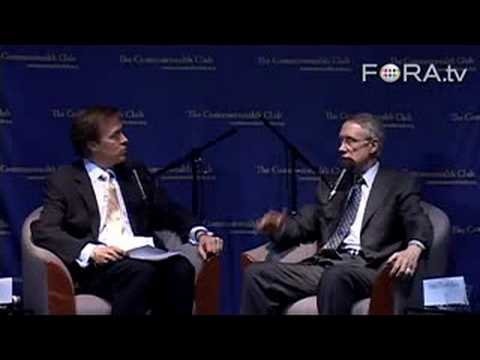 War Funding and the Democratic Congress - Harry Reid