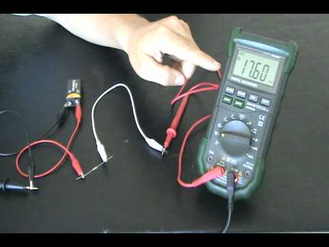 Robotics and Electronics Tutorial - 13 - Measuring Current