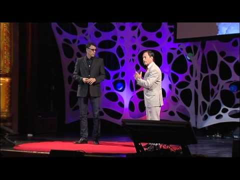 TEDxDanubia 2011 - Simonyi & Kounalakis - How Rock&Roll Saved the World
