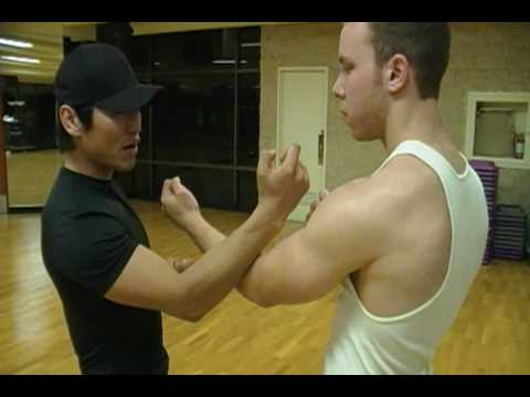 Wing Chun - #2 Line Of Attack (basics)