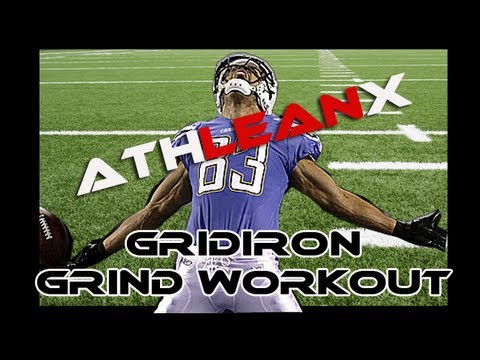 The Ultimate Football Workout - GRIDIRON GRIND Workout
