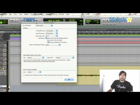 Offsetting Midi Track - Pro Tools 9